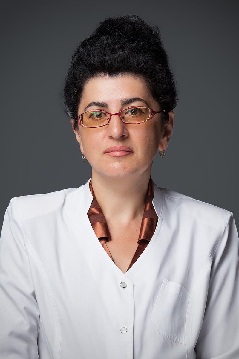 Саркисян Тамара Феликсовна