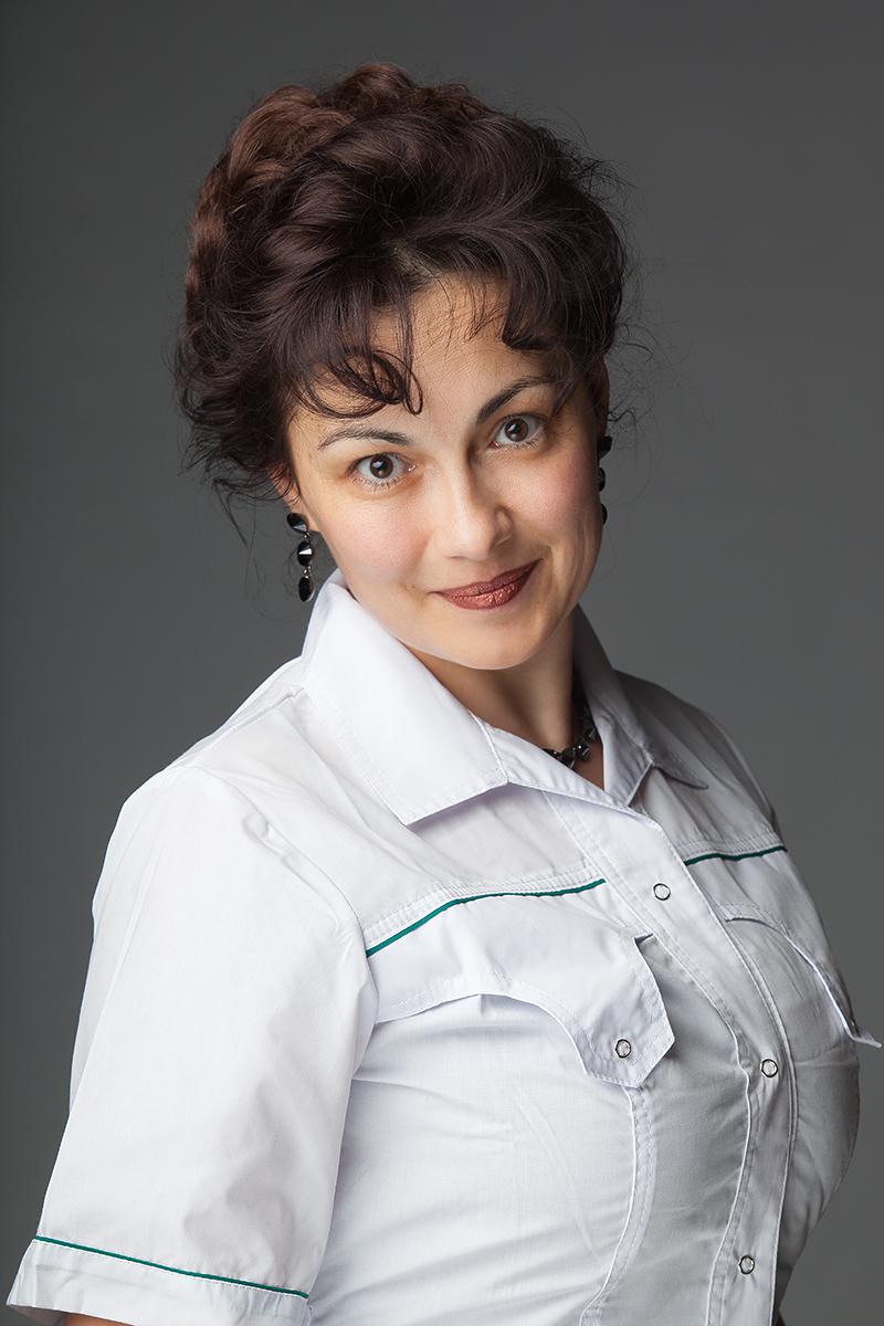 Бывалина Елена Владимировна