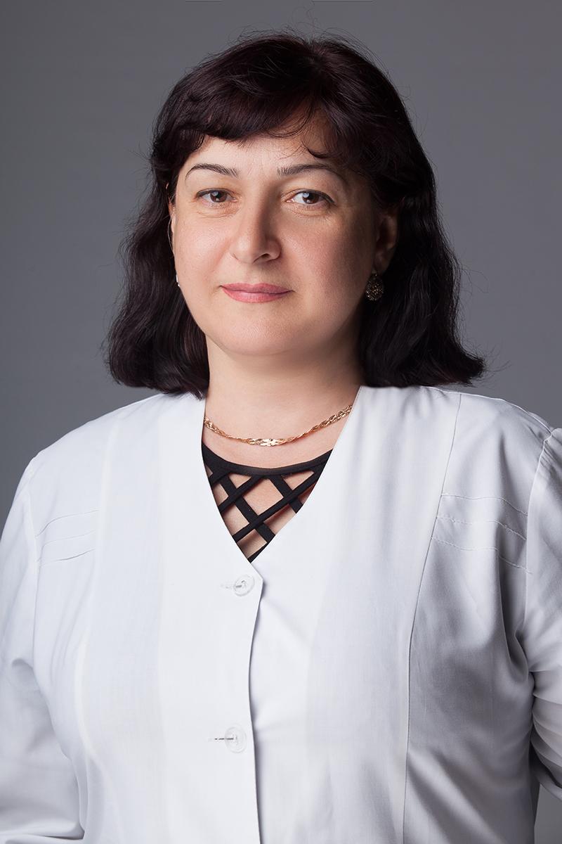 Серкина Татьяна Олеговна