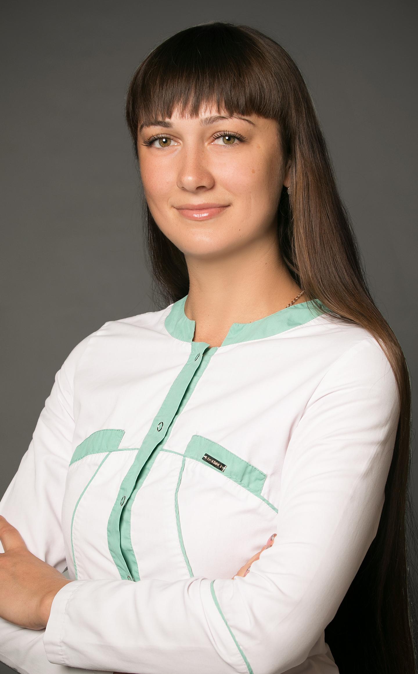 Новикова Анна Юрьевна