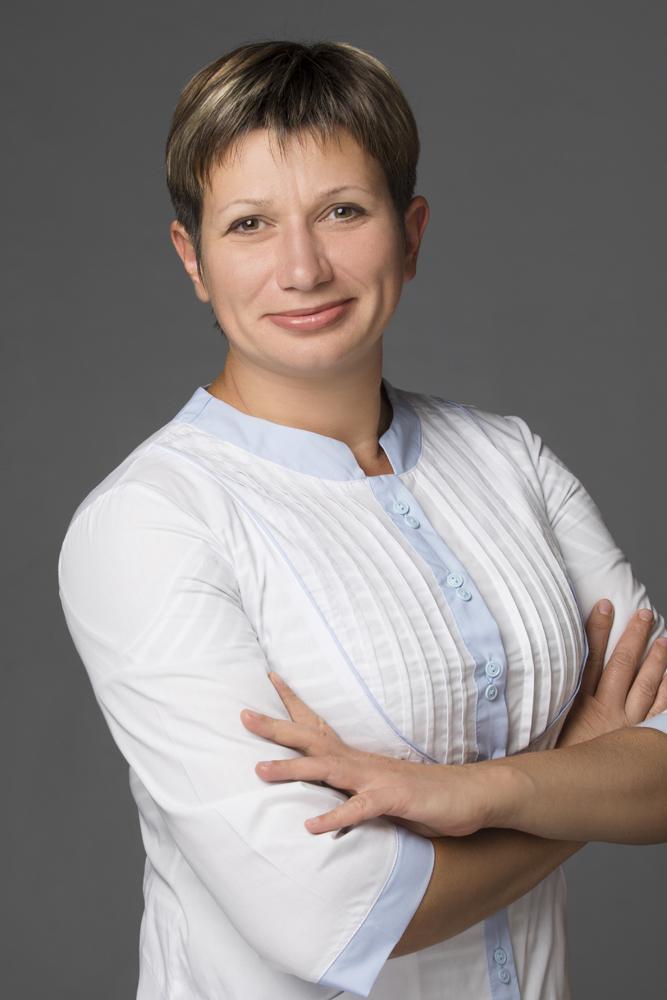 Чебаненко Анна Андреевна